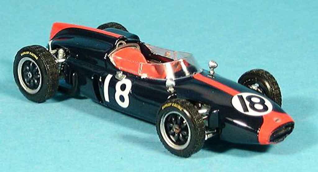 Cooper T53 1/43 Brumm No.18 John Surtees GP Deutschland 1961 miniature