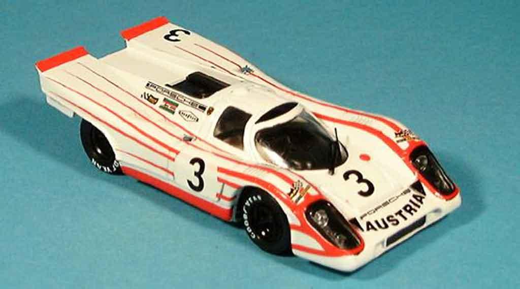 Porsche 917 1970 1/43 Brumm No.3 Ahrens Elford 24h Daytona miniature