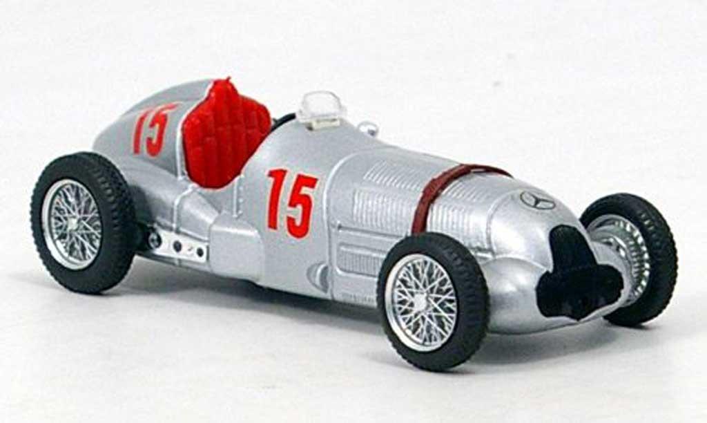 Mercedes W 125 1/43 Brumm 1938 miniature