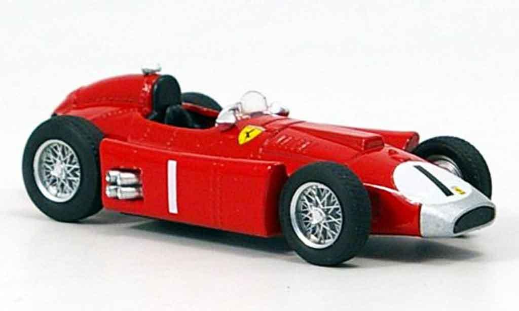 Ferrari D50 1/43 Brumm juan manuel fangio 1956 miniature