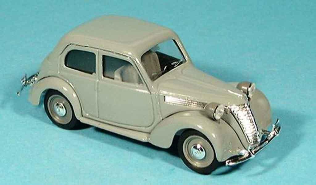 Fiat 1100 1948 1/43 Brumm B grise  miniature
