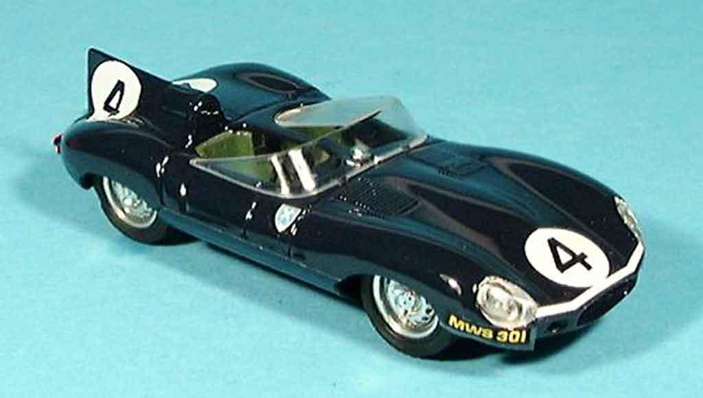 Jaguar D-Type 1956 1/43 Brumm le mans ninian sanderson miniature