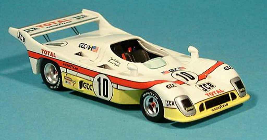 Mirage GR8 1/43 Spark No. 10 Le Mans Lafosse Migault 1976 diecast model cars