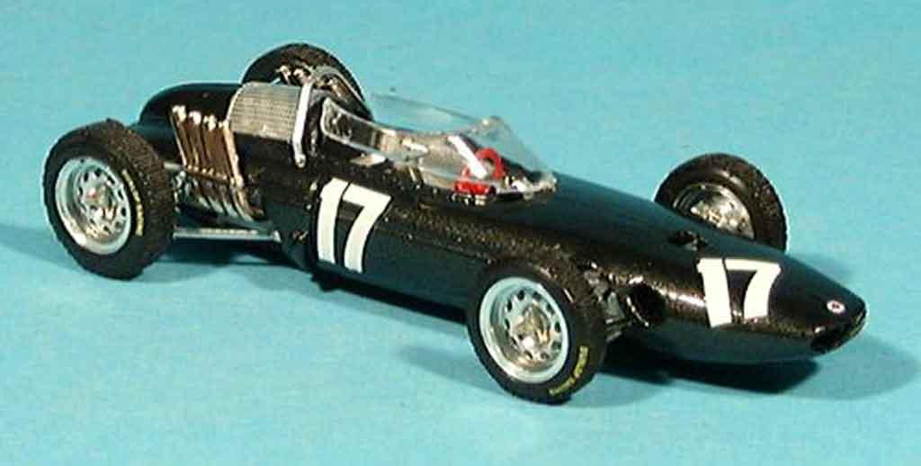 Brm P57 1/43 Brumm No.17 G. Hill GP Holland und Europa 1962 miniature