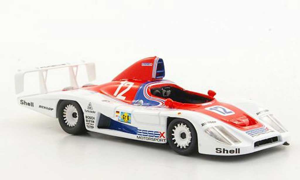 Porsche 936 1979 1/43 Trofeu 78 No.12 Essex J.Ickx / Redman 24h Le Mans miniature