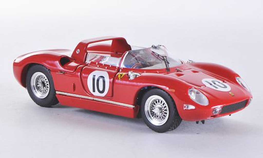 Ferrari 250 P 1963 1/43 Art Model Reims M. Parkes No. 10 miniature