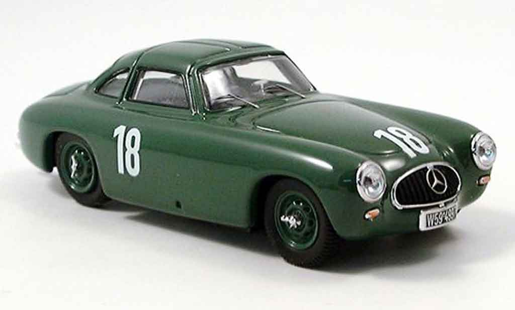 Mercedes 300 SL 1/43 Bang SL No.18 K.Kling GP Bern 1952 miniature