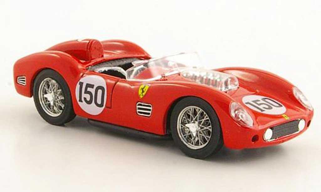 Ferrari 250 TR 1959 1/43 Brumm No.150 Behra / Brooks Targa Florio diecast model cars