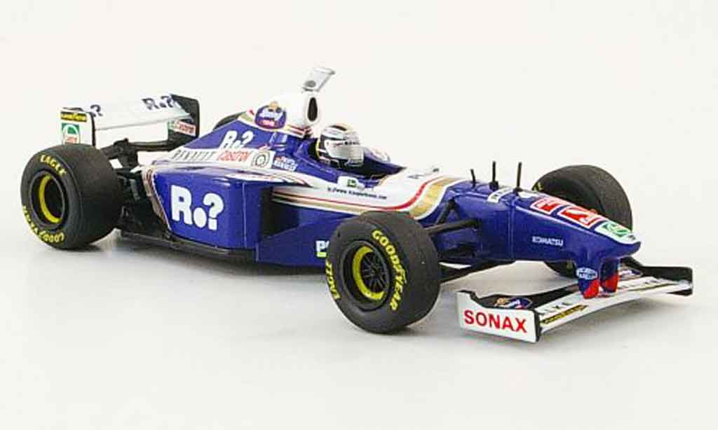 Renault F1 1/43 Onyx williams fw19 no.4 h.h.frentzen gp deutschland 1997 miniature