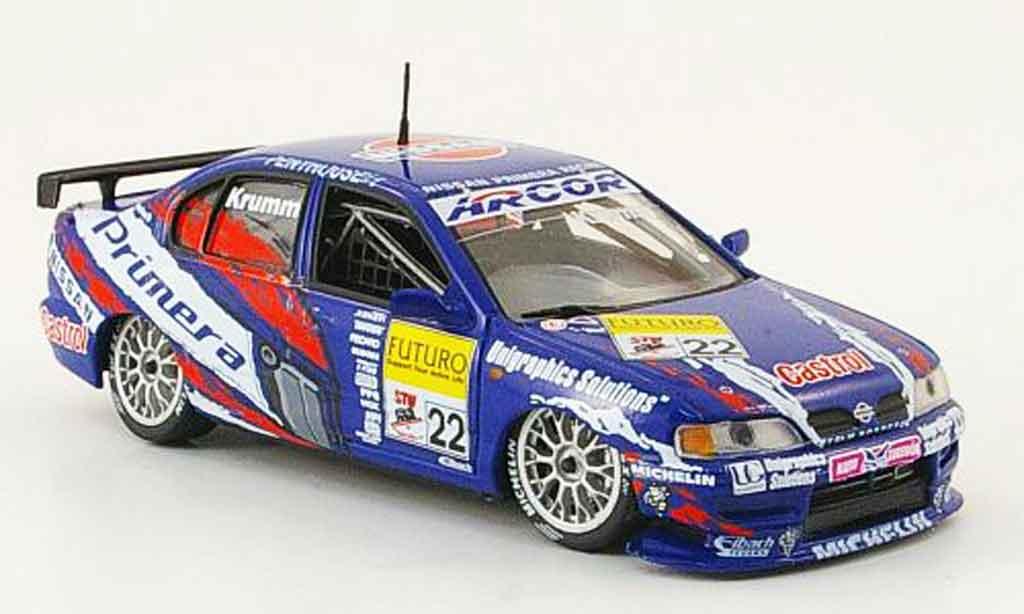 Nissan Primera STW M. Frumm 1998 Onyx diecast model car 1 ...