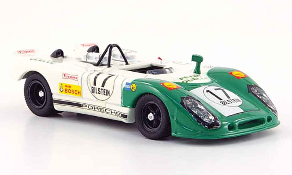 Porsche 908 1970 1/43 Best Flunder No.17 Nurburgring miniature