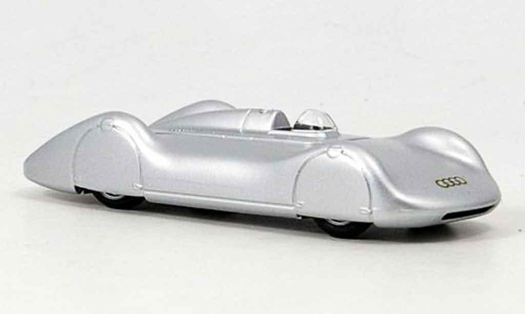Auto Union Typ C 1/43 Brumm Stromlinie Rekordfahrzeug 406.3 Km h 1937 miniature