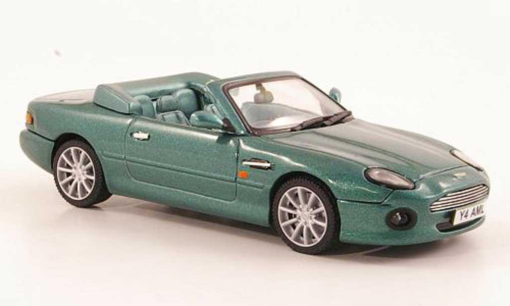Aston Martin DB7 Vantage 1/43 Vitesse verte 1994 miniature
