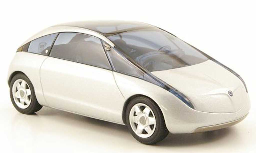 Lancia Nea 1/43 Minichamps grise 2001 miniature