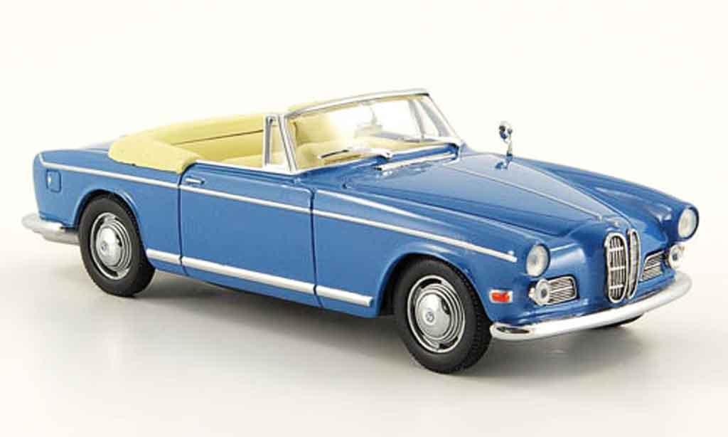 Bmw 503 1/43 Eagle Cabriolet bleu miniature