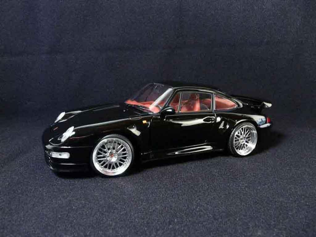 Porsche 993 Turbo S 1/18 Ut Models Turbo s noire