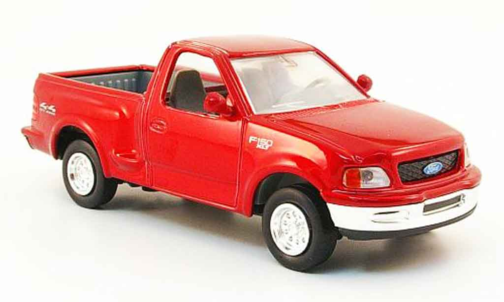 Ford F 150 1/43 Yat Ming Pick Up rouge 1998 miniature