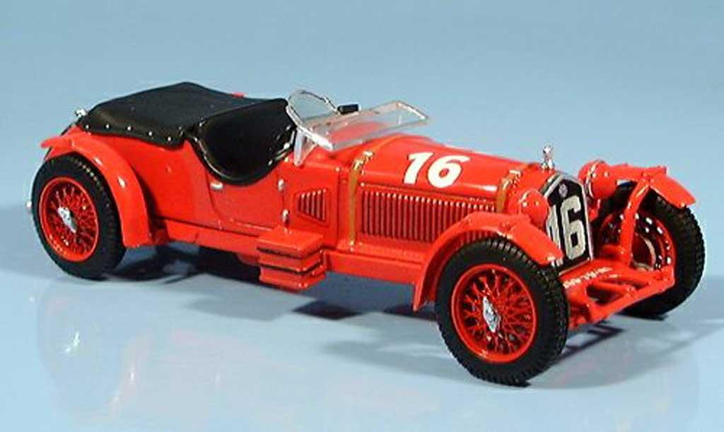 Alfa Romeo 8C 2300 1/43 IXO Howe-Birkin 1931 miniature