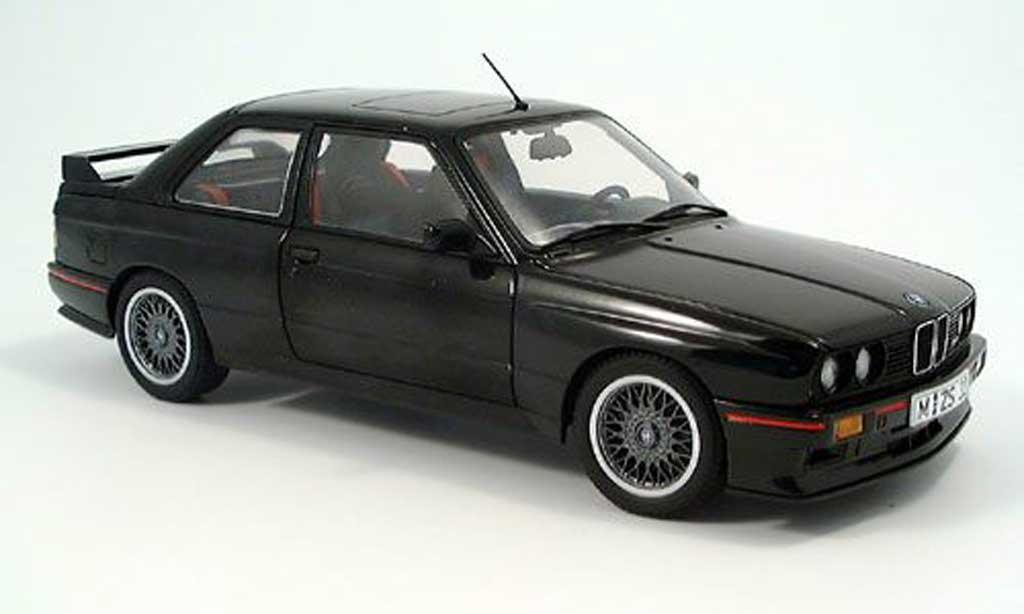 in modello tipo M3 auto vendita Bmw di Black E30 118 4jRA5L