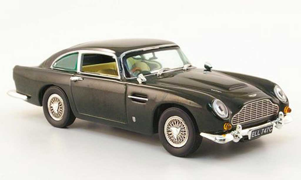 aston martin db5 miniature gun rhd beiges interieur vitesse 1 43 voiture. Black Bedroom Furniture Sets. Home Design Ideas