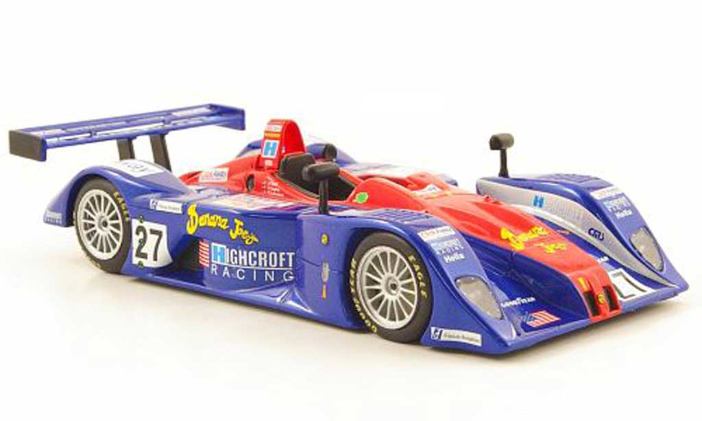 MG Lola 2003 1/43 Spark EX 257 Le Mans Field-Dayton-Sutherland diecast model cars