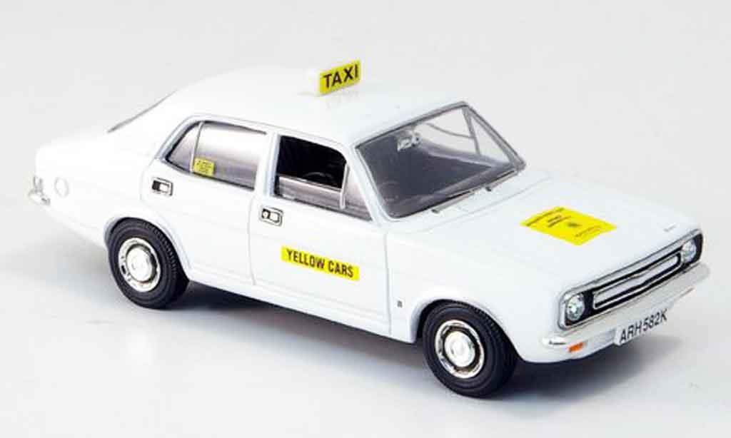 Morris Marina 1/43 Vanguards 1800 Taxi miniature