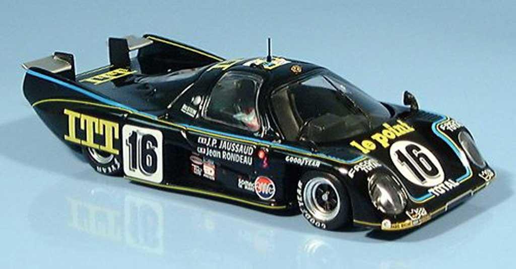 Rondeau M379B 1/43 IXO Jaussaud-Rondeau Sieger LM 1980 modellautos