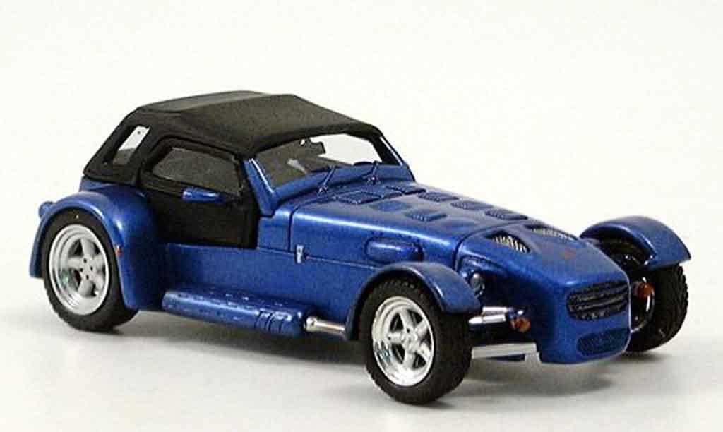 Donkervoort D8 1/43 Spark bleu 2003 miniature