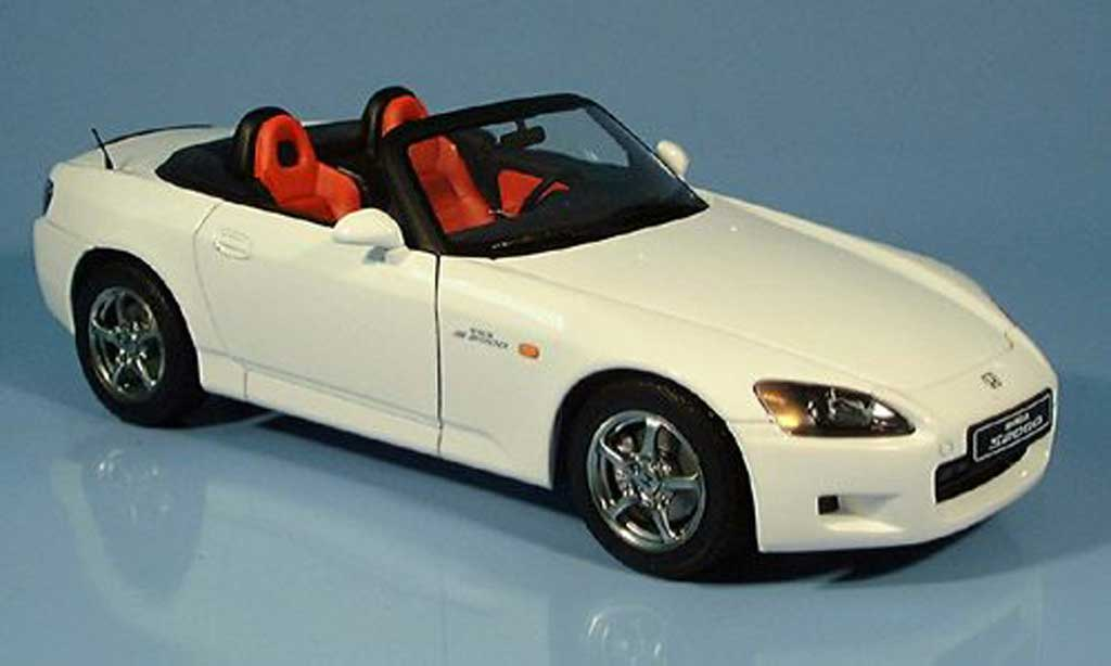 honda s2000 weiss autoart modellauto 1 18 kaufen verkauf. Black Bedroom Furniture Sets. Home Design Ideas