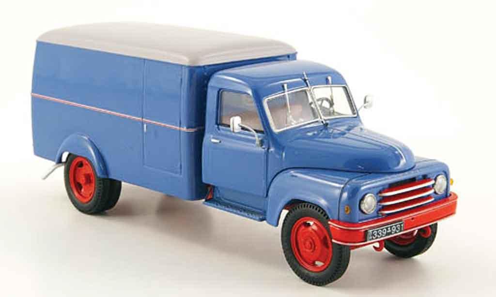Hanomag L28 1/43 Schuco 25t Kastenwagen miniature