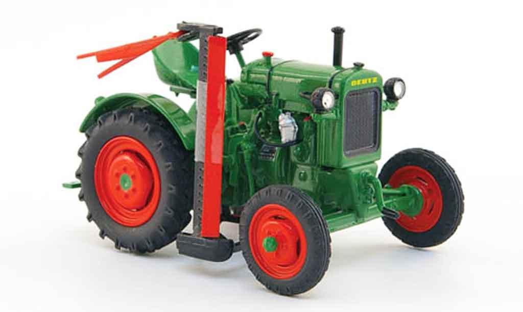 Deutz M414 1/43 Schuco F1 miniature