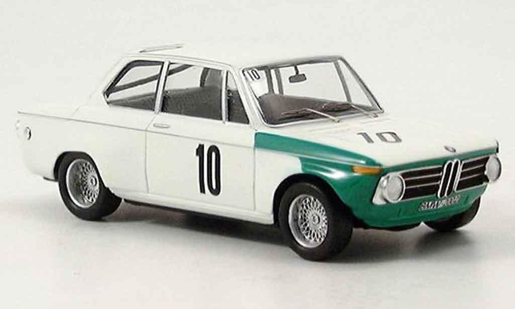 Bmw 2002 Ti 1/43 Trofeu DRM Nurburgring Quaster Hahne 1968 miniature