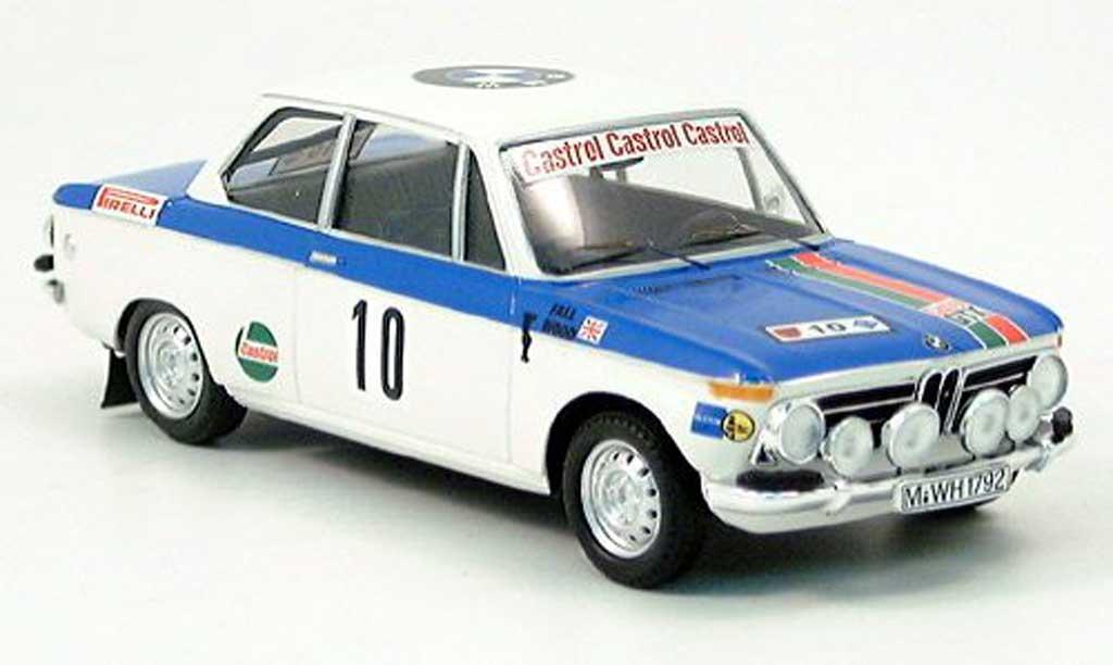 Bmw 2002 Tii 1/43 Trofeu Olympia Rallye Fall-Wood 1972 diecast