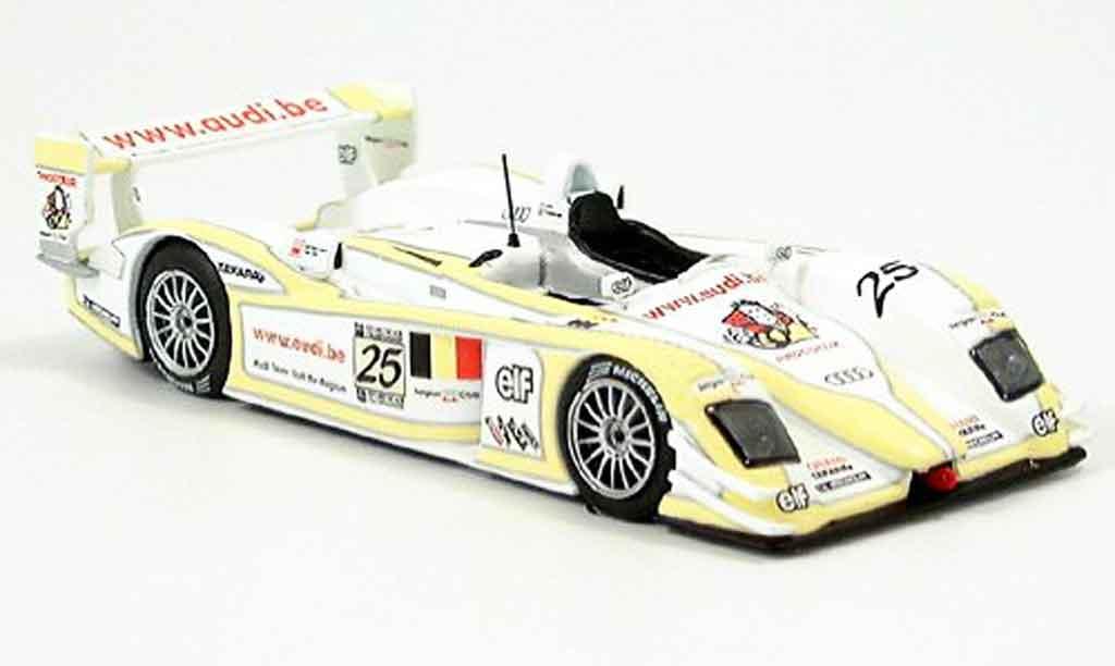 Audi R8 2003 1/43 IXO Arat Kristansen Sieger Spa diecast