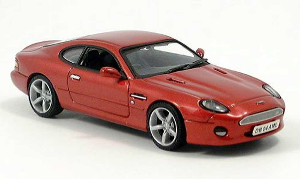 Aston Martin DB7 GT rot 1992 Vitesse. Aston Martin DB7 GT rot 1992 modellauto 1/43
