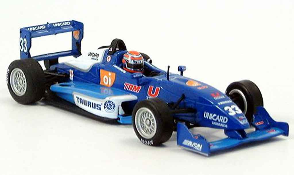 Honda F1 1/43 Minichamps Dallara F 302 Piquet 2003 miniature