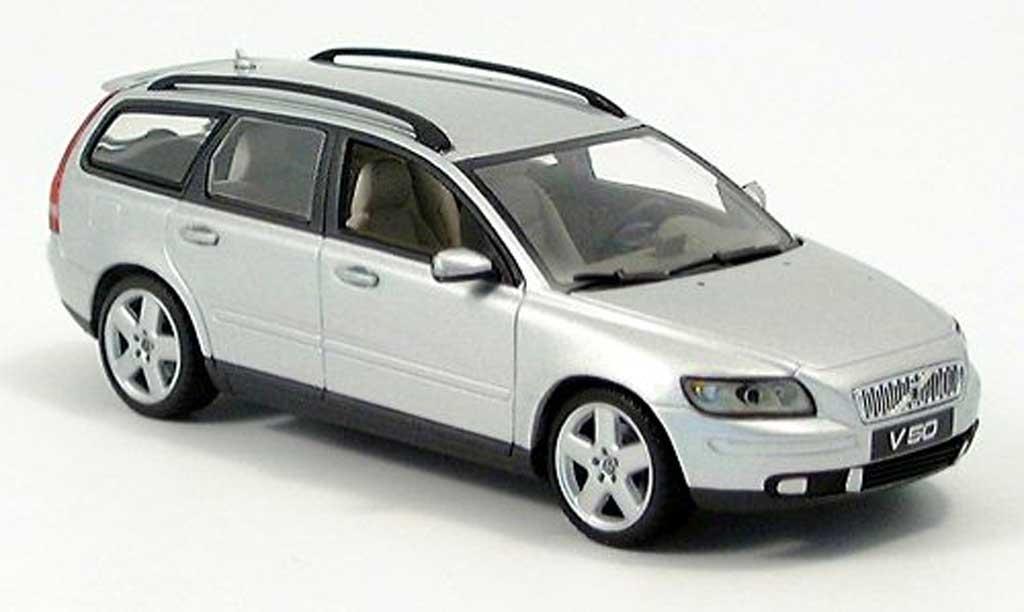 Volvo V50 1/43 Minichamps d  2003 miniature