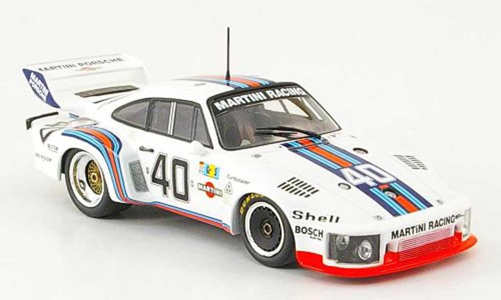 Porsche 935 1976 1/43 Minichamps No.40 Team Martini Stommelen / Schurti 24h Le Mans miniature