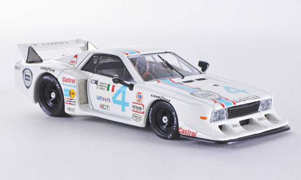 Lancia Beta Daytona 1/43 Best No.4 Facetti/Finotto/Ricc 1980 coche miniatura
