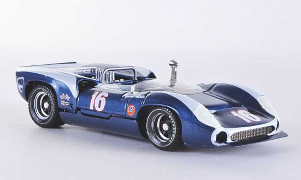 Lola T70 1967 1/43 Best Spyder Riverside G. Follmer miniature
