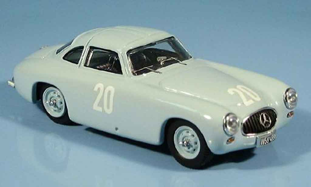 Mercedes 300 SL 1/43 Bang Coupe G.P. Bern H. Lang 1962 miniature