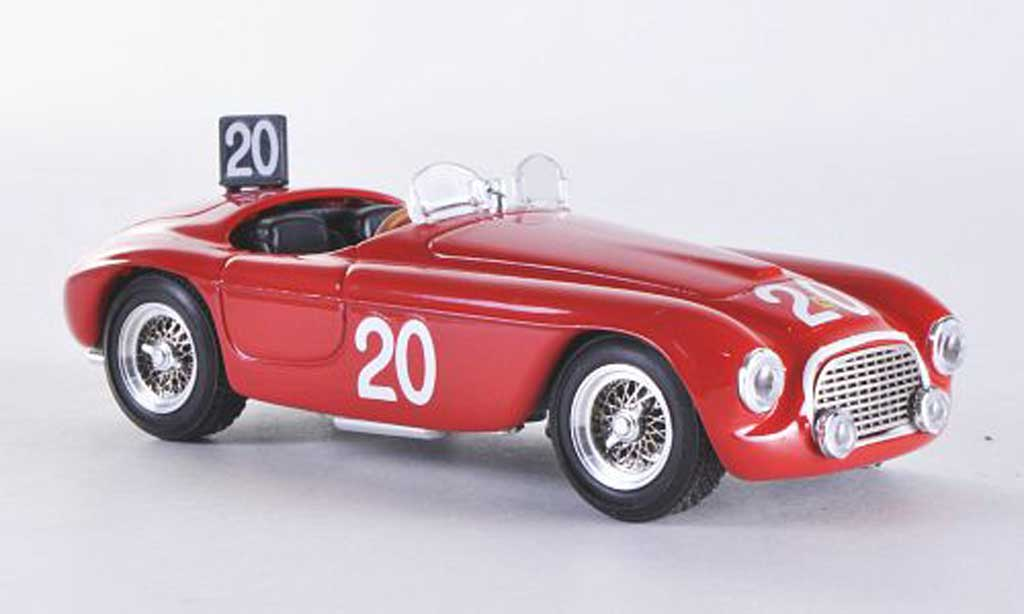 Ferrari 166 1949 1/43 Art Model MM No.20 Spa Chinetti miniature