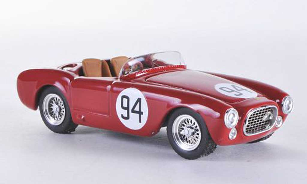 Ferrari 225 1952 1/43 Art Model S MonteCarlo Marzotto No.94 miniature