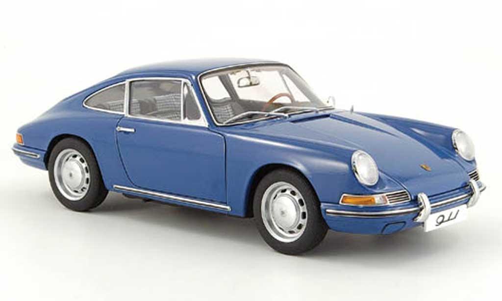 Porsche 911 blu 1964 Autoart. Porsche 911 blu 1964 modellini 1/18