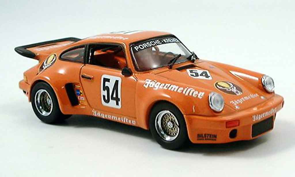 Porsche 934 1975 1/43 Eagle Turbo No.54 Jagermeister Nurburgring miniature