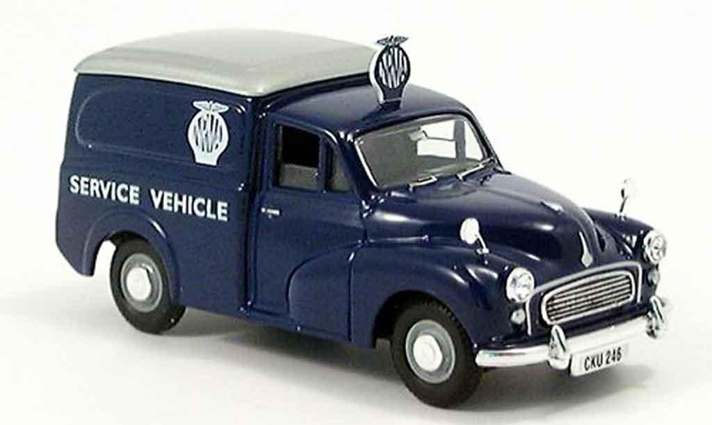 Morris Minor 1/43 Vanguards Van Motoring Services 1948 miniature