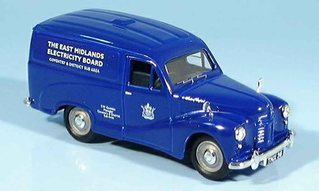 Austin A40 1/43 Vanguards Van East Midlands 1951 miniature
