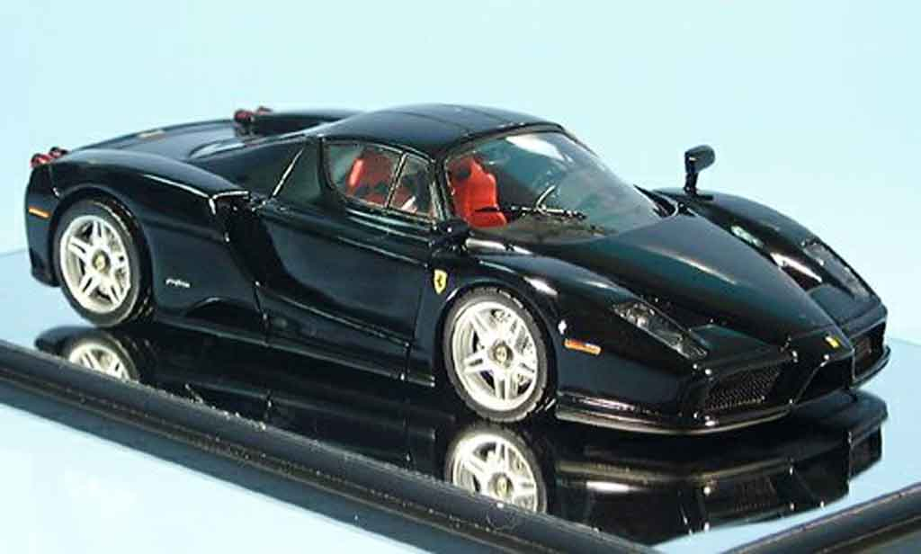 Ferrari Enzo 1/43 Red Line noire 2003 miniature