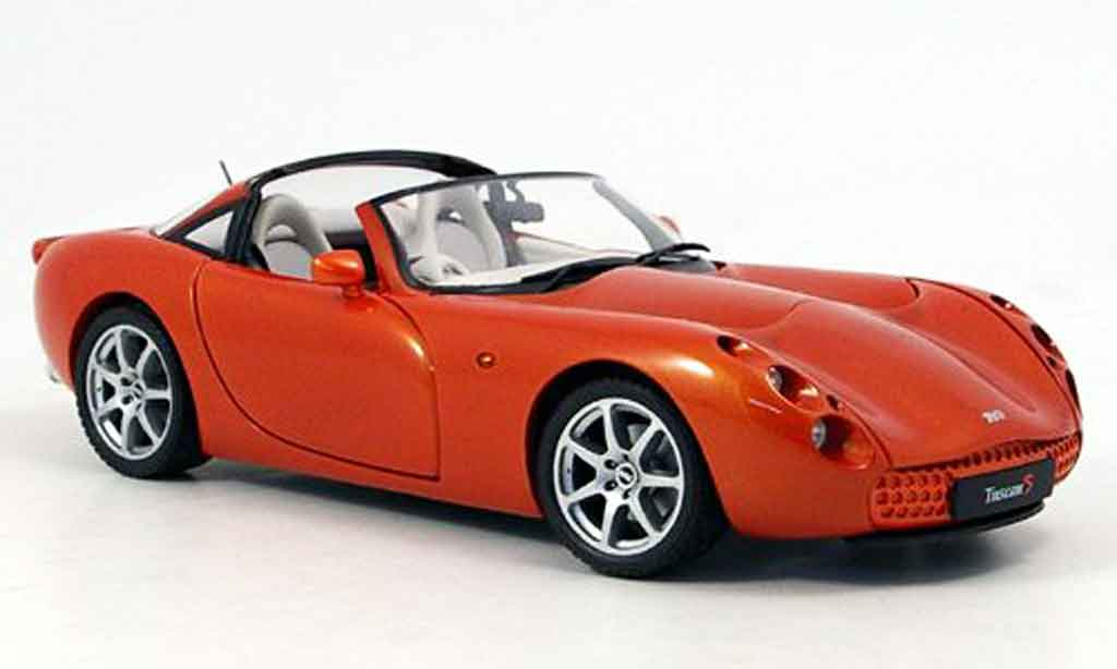 TVR Tuscan 1/18 Revell s cuivre miniature