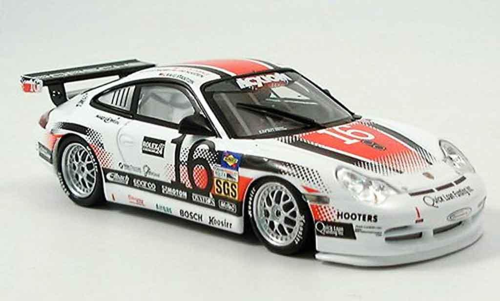 Porsche 996 GT3 1/43 Minichamps Cup Daytona AASCO diecast model cars